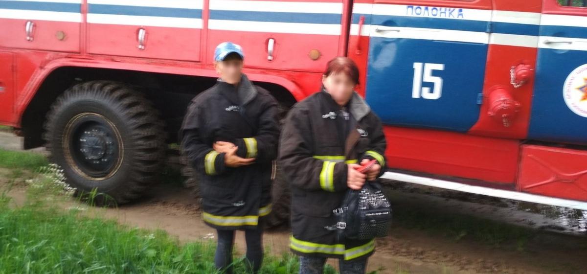 Из-за дождя в лесу заблудились две женщины из Барановичей