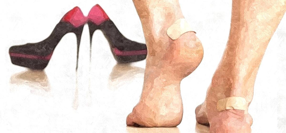 ТОП-9 лайфхаков, благодаря которым можно носить каблуки весь день