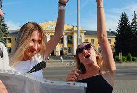 Знают ли жители Барановичей белорусских олимпийских чемпионов?