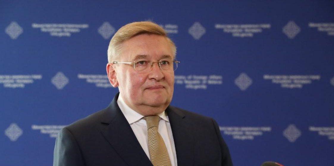 Лукашенко освободил от должности посла Беларуси в Бельгии и постпреда при ЕС
