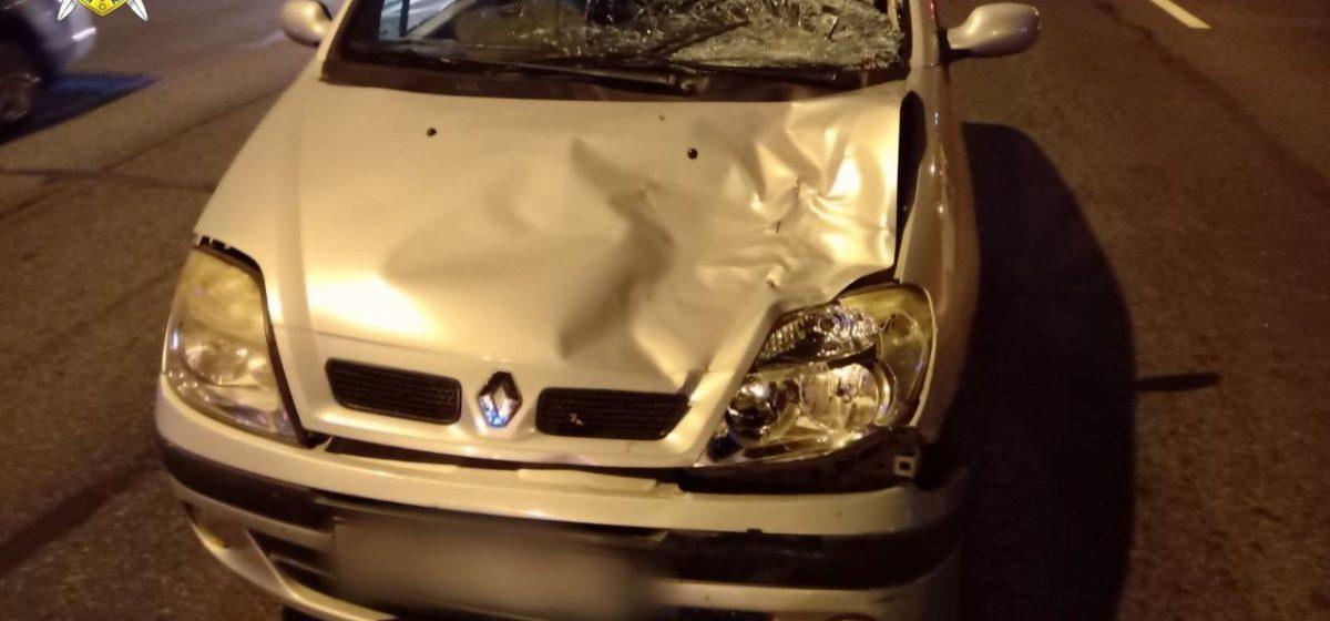 Пьяный водитель сбил двух женщин на пешеходном переходе в Минске: одна погибла, вторая — в больнице