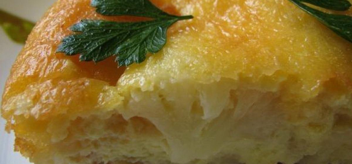 Вкусно и просто. Летняя запеканка из капусты с сыром