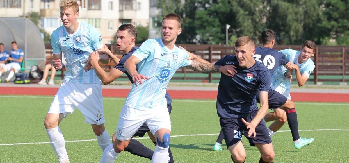 Есть вторая победа в сезоне. Кого одолел ФК «Барановичи»?
