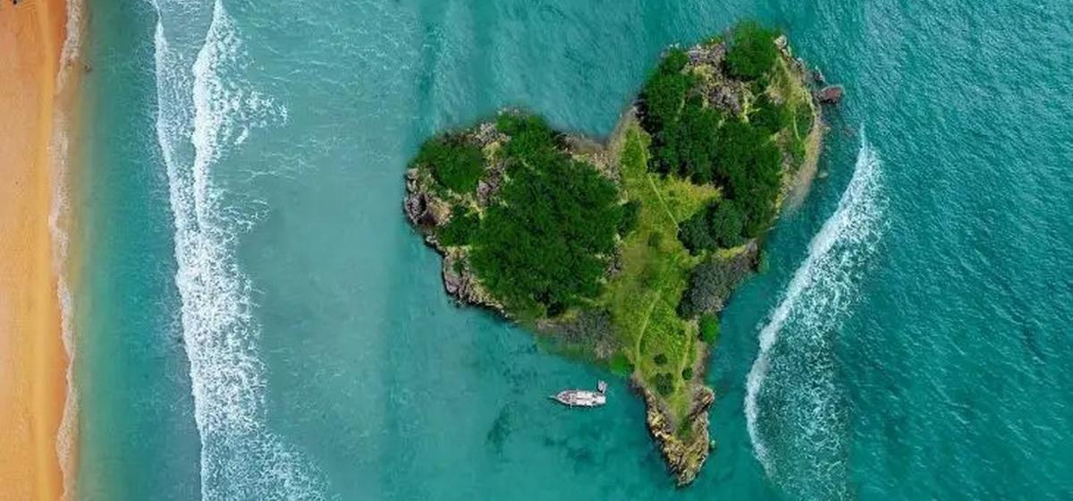 Интересные факты. Об известных искусственных островах, о которых мало кто знает