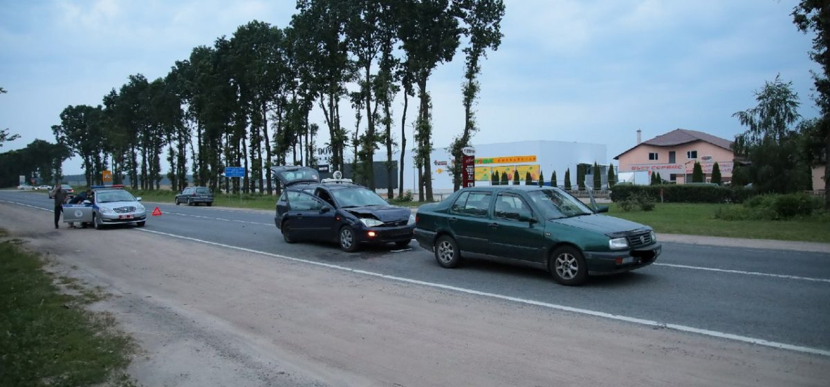 Ford «догнал» Volkswagen в Барановичах