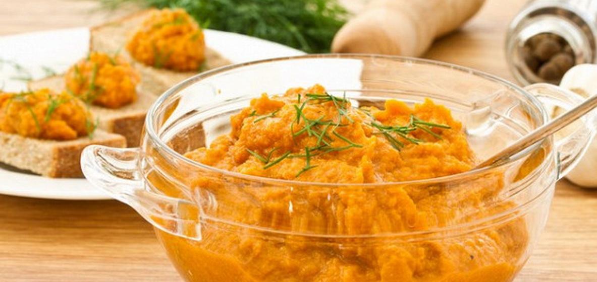 Вкусно и просто. Домашняя икра из кабачков и помидоров