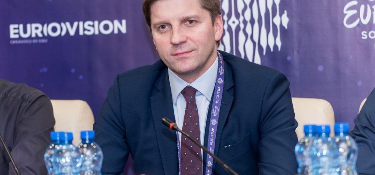 Глава Белтелерадиокомпании рассказал, чего лишатся зрители БТ после исключения из Европейского вещательного союза