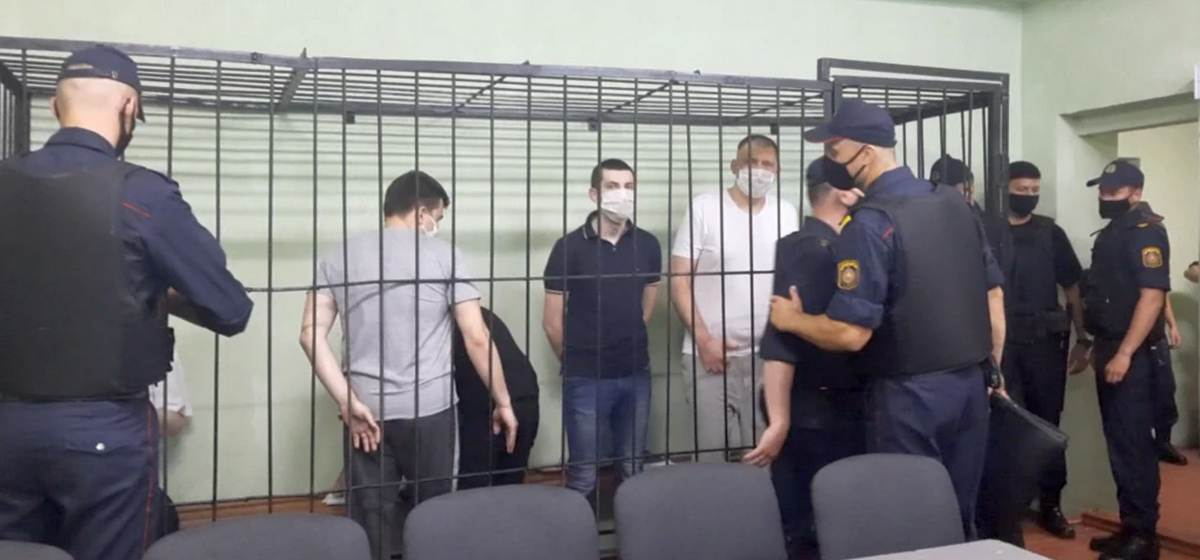 Как проходит суд по «делу Тихановского»