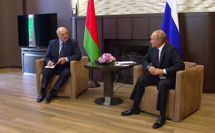 Мацукевич: У Путина осталась только Беларусь