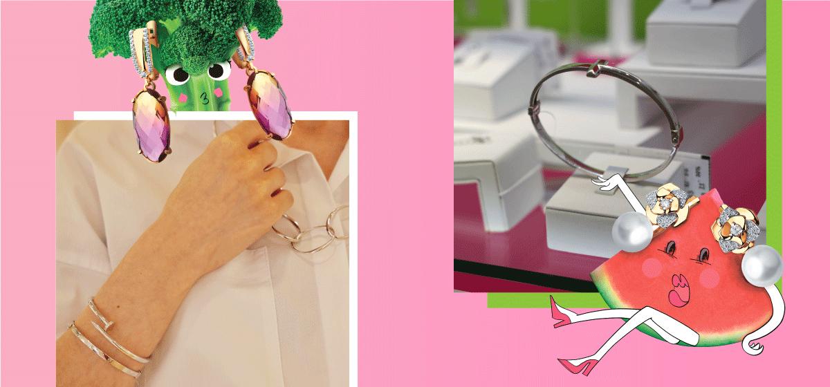 В магазине СЛАВИЯ обновление коллекций стильных украшений из серебра и скидки от 40%*