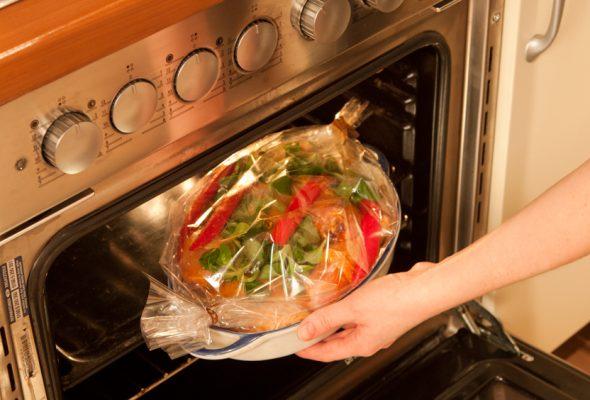 Как вкусно и полезно приготовить мясо, курицу, рыбу в духовке, рукав для запекания