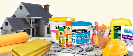 Качественная и надёжная продукция и для ремонта и строительства