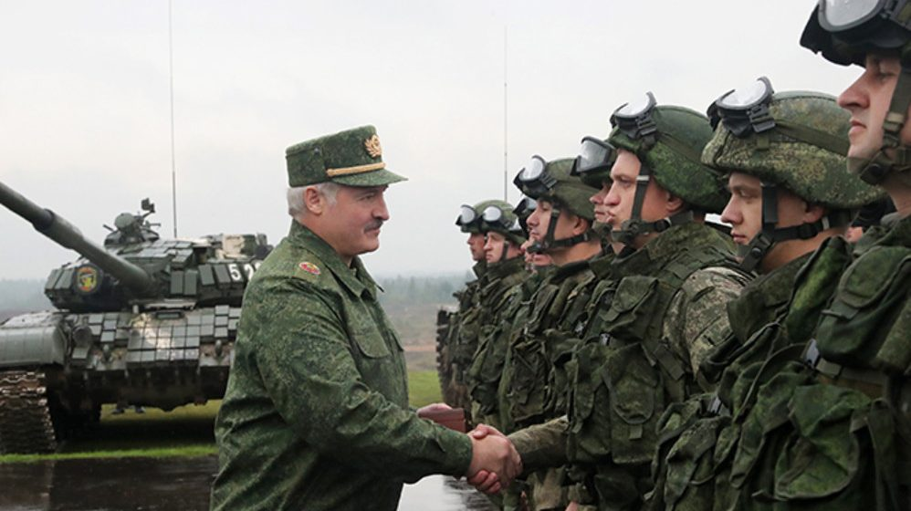 Пошлет ли Беларусь своих солдат в зону потенциального конфликта с талибами?