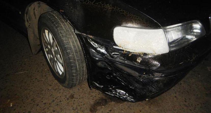 Кто-то поджег Audi Q7 в Могилеве. Повреждены еще три машины рядом. Видео