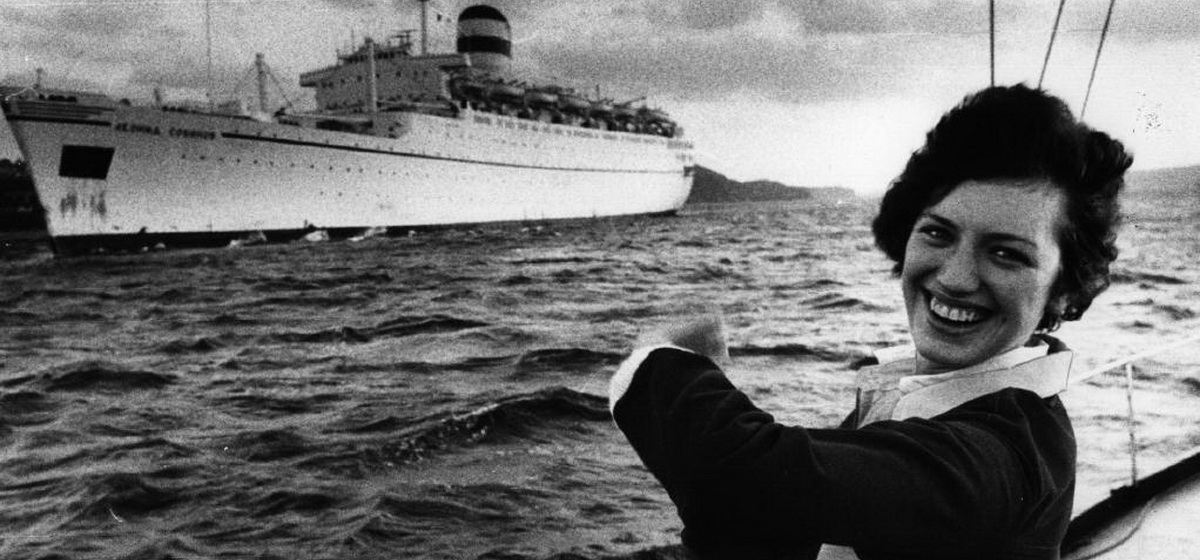Девушка в красном бикини и двое суток в океане. Два самых невероятных побега из СССР