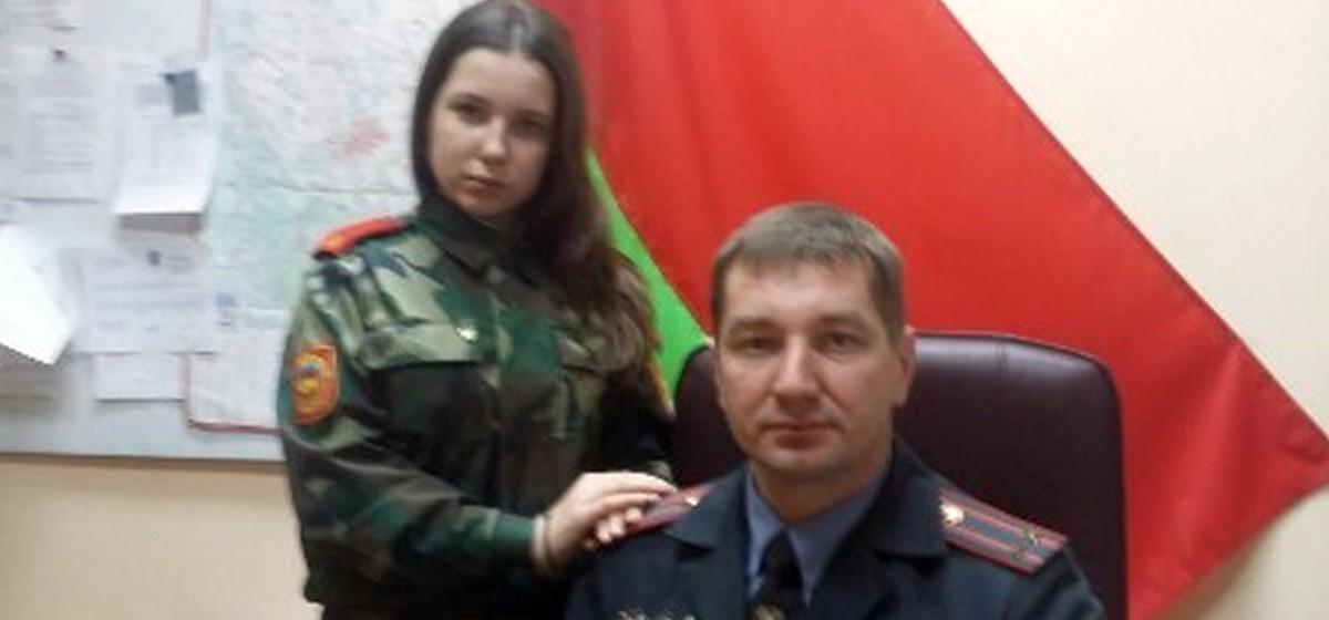 Барановичский милиционер назначен начальником РОВД в Ганцевичах
