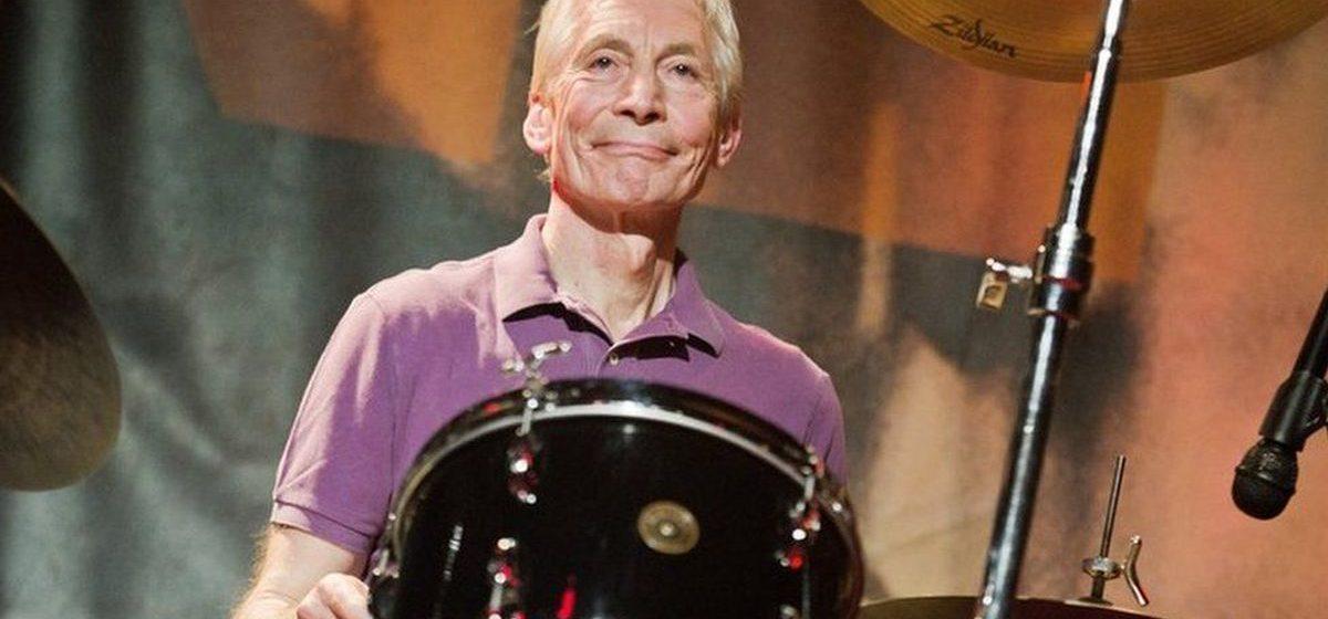 Умер барабанщик легендарной британской рок-группы Rolling Stones