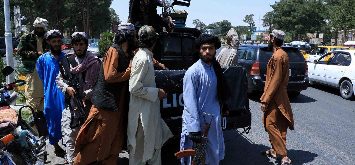 Эксперт: Победа талибов может ускорить перемены в Беларуси