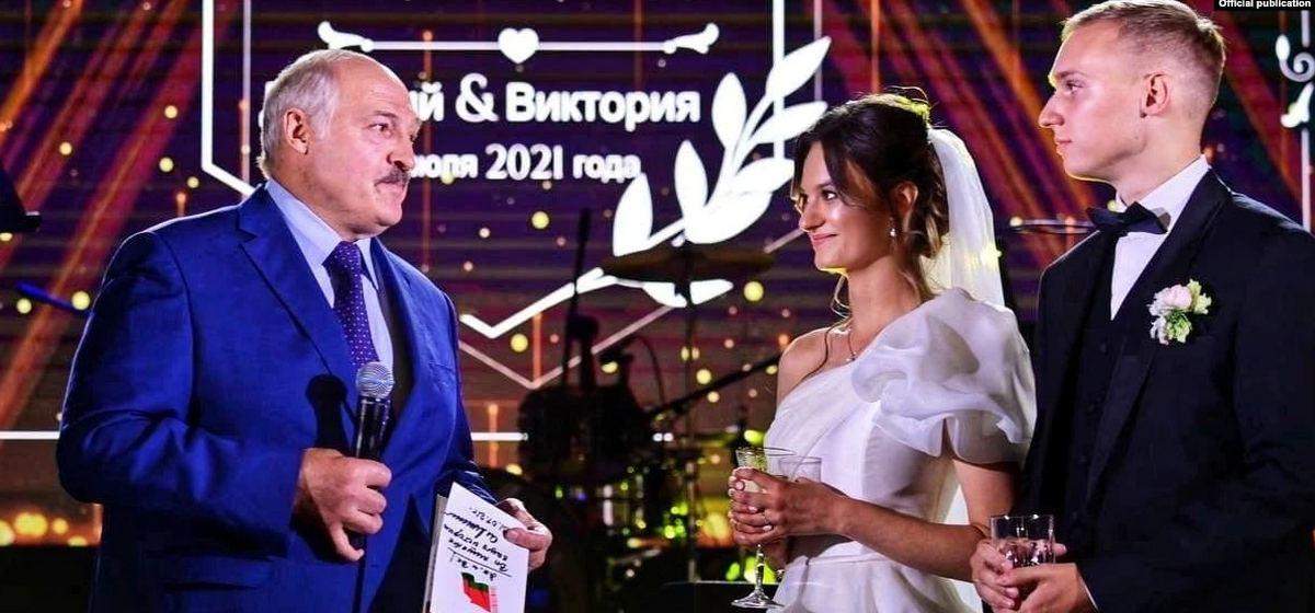 «Наша Ніва» даведалася, за каго выйшла замуж унучка Лукашэнкі