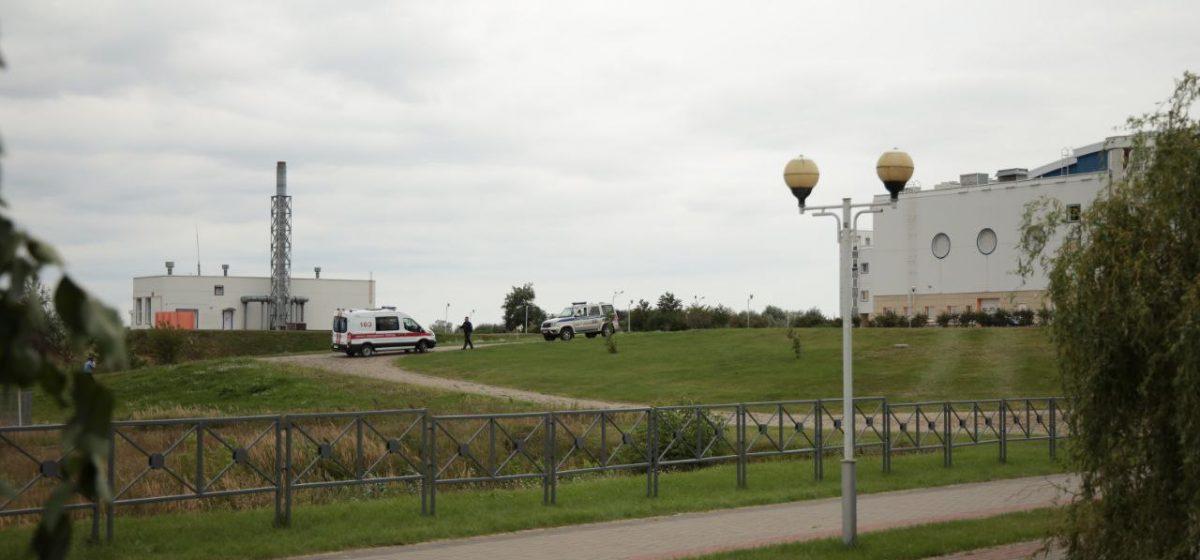 Тело пожилой женщины нашли в Барановичах возле Ледового дворца