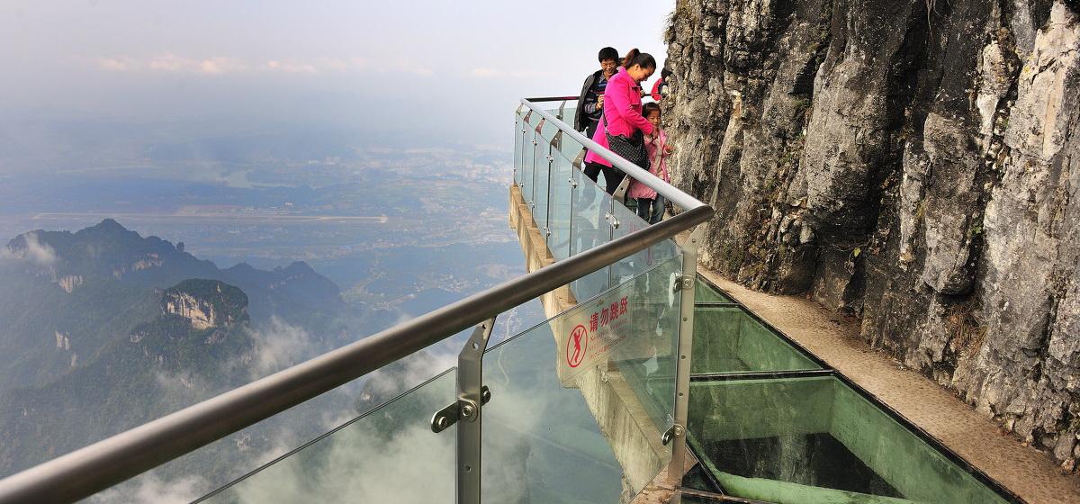 Интересные факты: Самые страшные мосты в мире, о которых вы не слышали