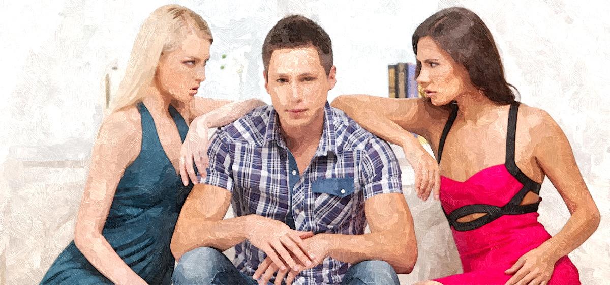 «Встречаюсь с двумя девушками, но это сложно». Как выбрать одну и не прогадать?