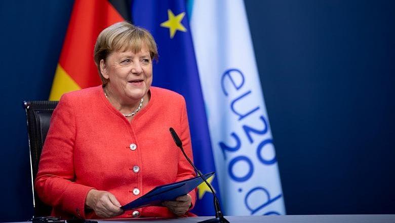 Ангела Меркель намерена поднять белорусский вопрос во время своего визита в Москву