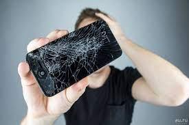 Разбили экран в телефоне?