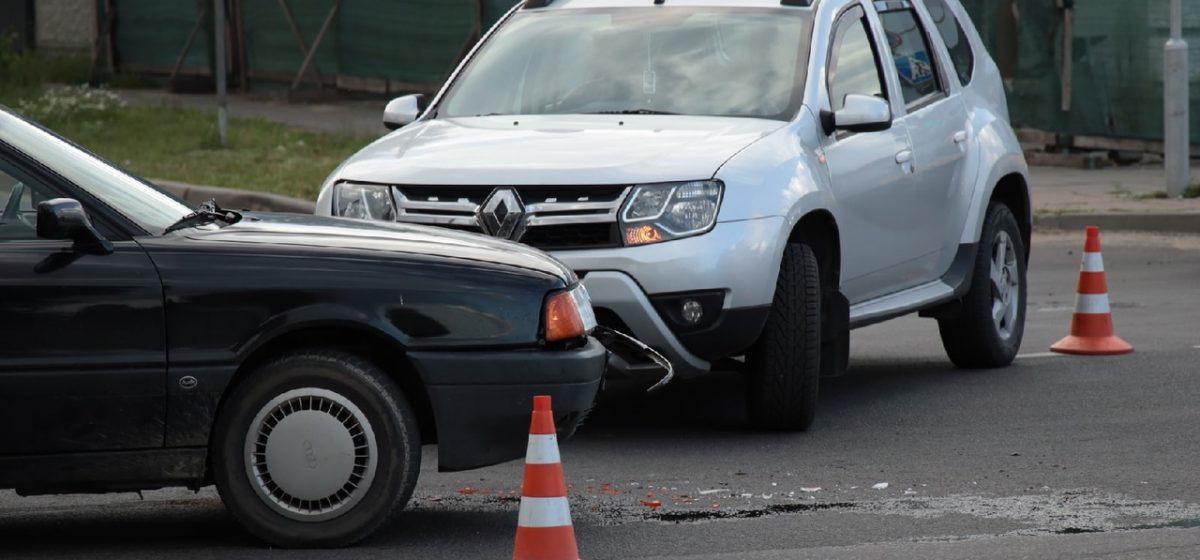 Renault и Audi не разъехались в Барановичах