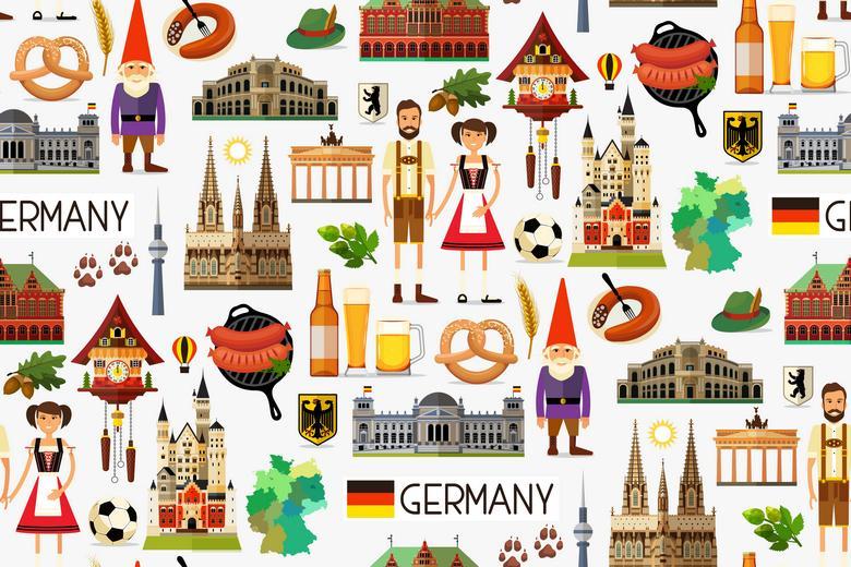 Суеверия в Германии: что, по мнению немцев, приносит удачу?*