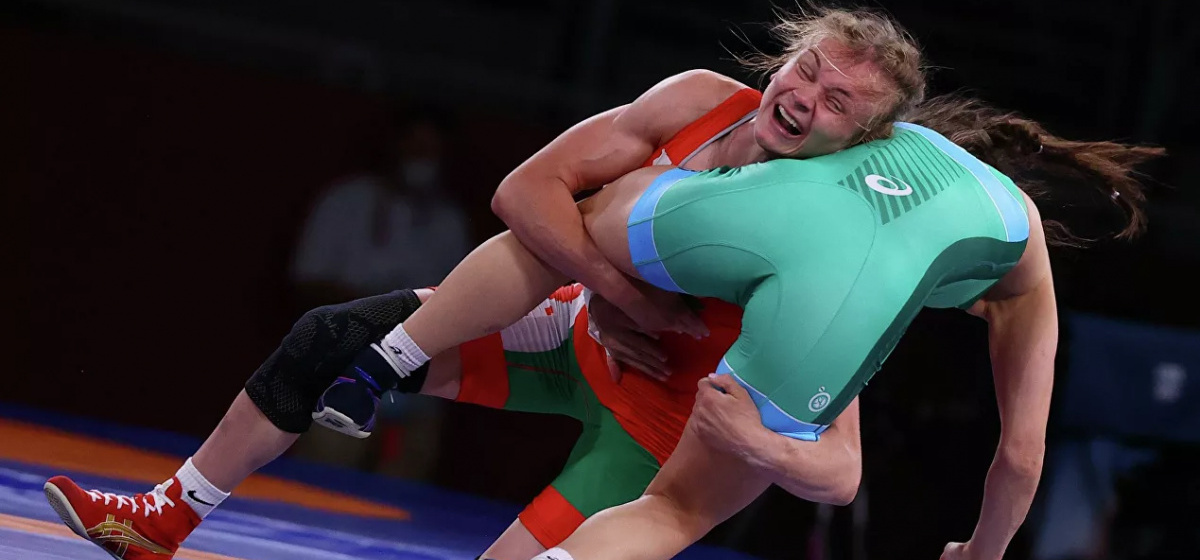Беларусь завоевала третью медаль на Олимпиаде в Токио