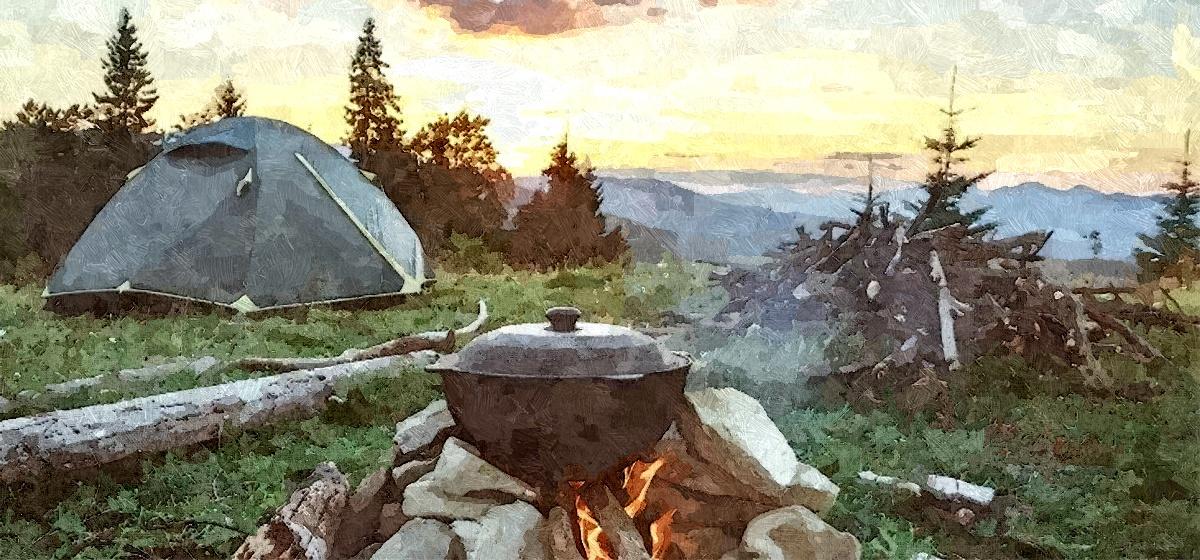 ТОП-6 причин, почему путешествовать в палатках лучше, чем жить в отеле
