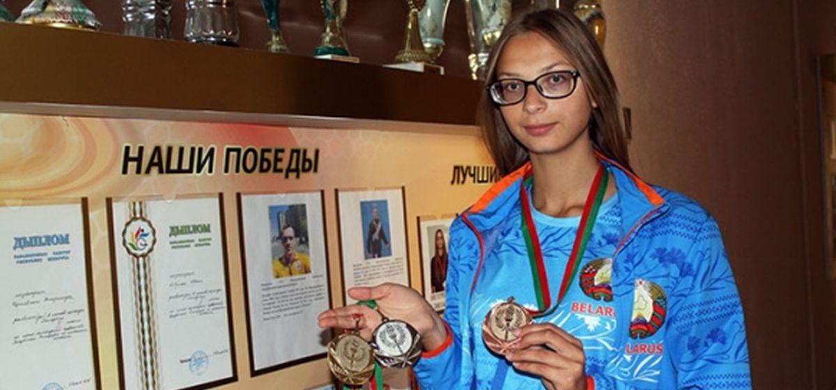 Бронзовая медаль Паралимпиады в Токио в копилке белорусской команды