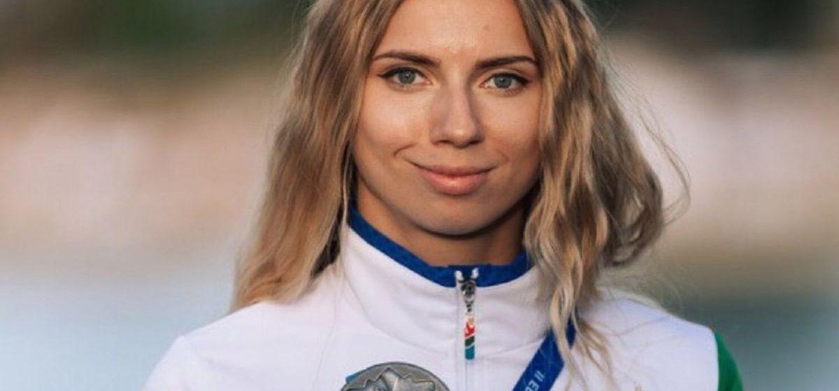 Кристина Тимановская выставила на аукцион одну из самых ценных медалей в своей карьере