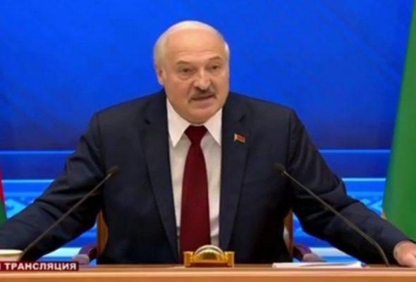 Украина вызвала в МИД главу посольства Беларуси после заявлений Лукашенко