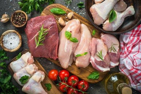 Широкий ассортимент мяса по приятным ценам