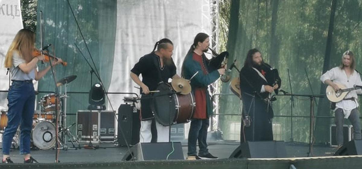 Как проходил фестиваль исторической реконструкции в Несвиже