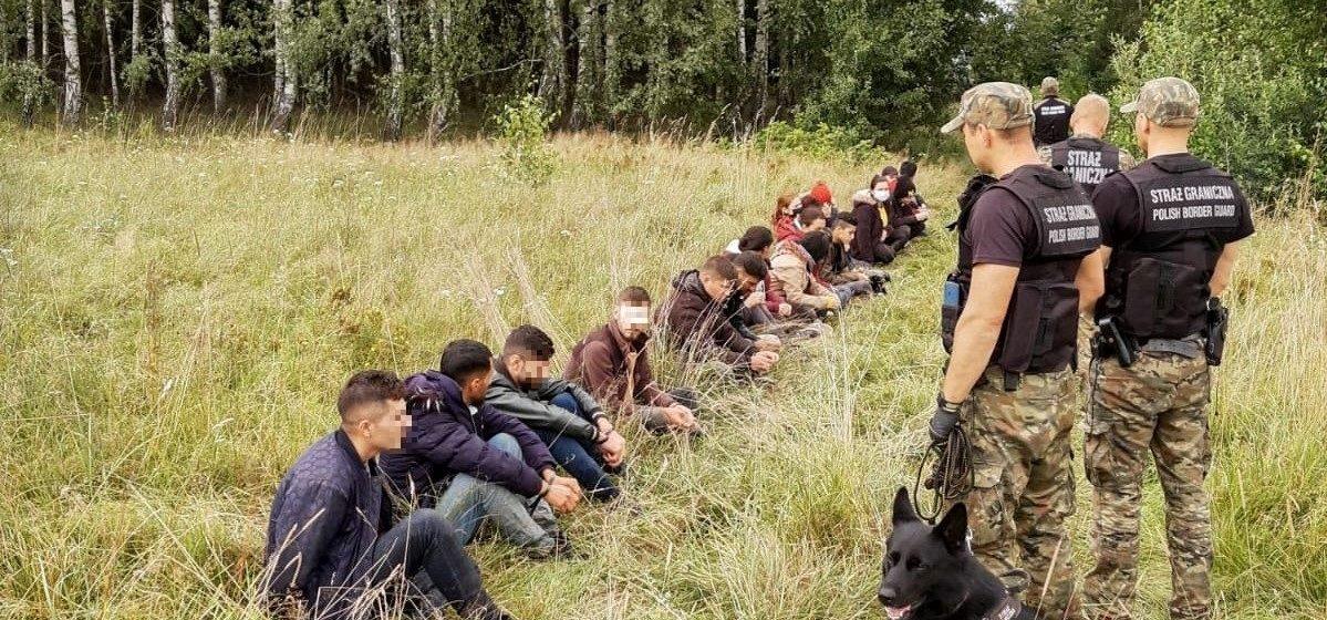 Литва будет высылать нелегальных мигрантов домой. Даже насильно