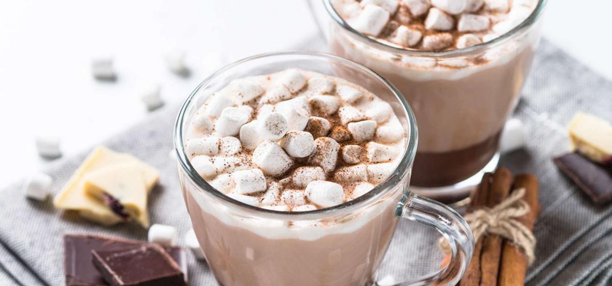 Как приготовить горячий шоколад дома. Видео
