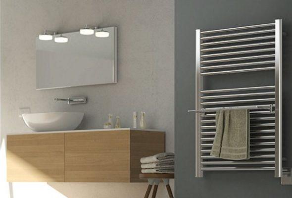 Электрический полотенцесушитель – отличное решение для вашей ванной