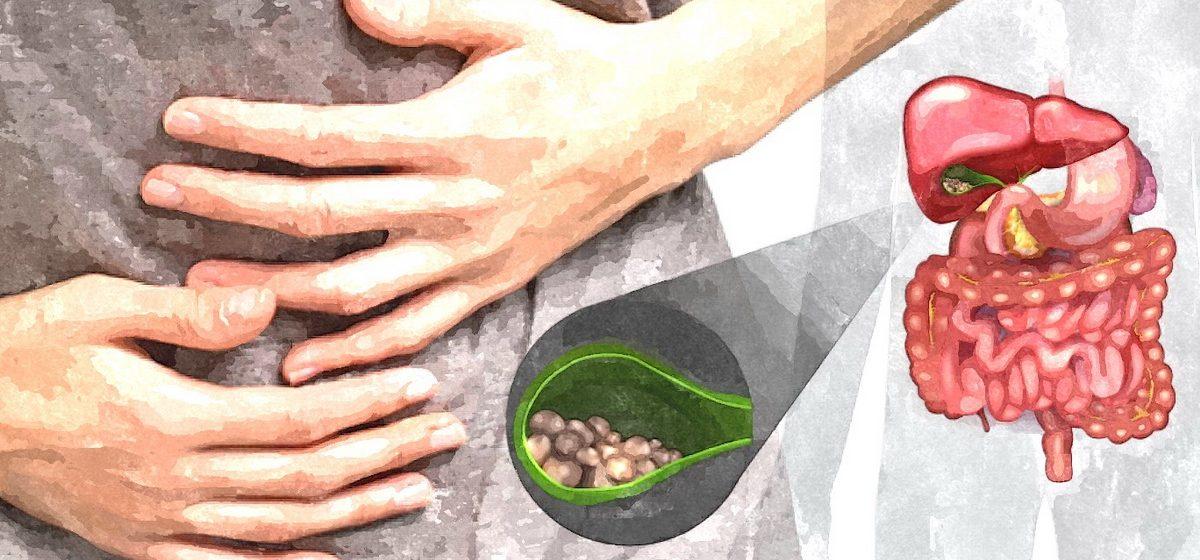 Симптомы желчнокаменной болезни и несколько домашних средств, облегчающих состояние