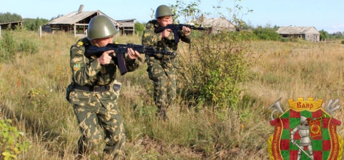 Минобороны: вооруженное формирование прорвалось через границу, на помощь пограничникам Гродненщины переброшены войска