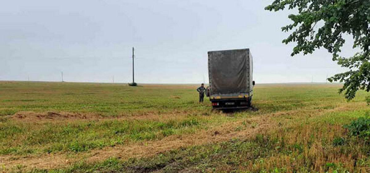 ДТП под Ляховичами: водитель уснул за рулем
