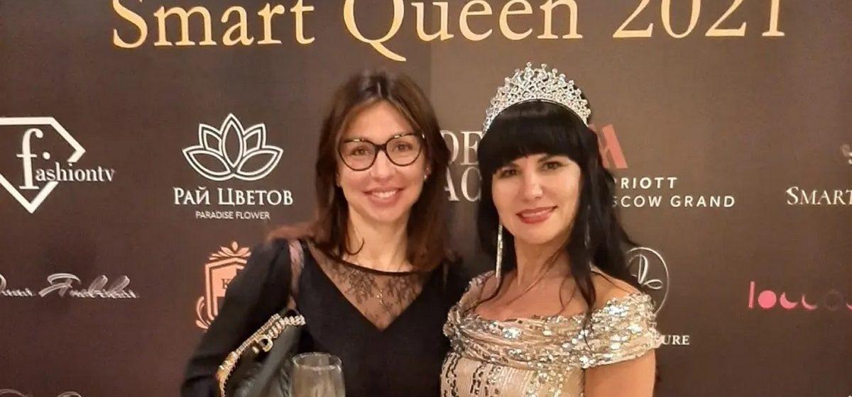 Корону международного конкурса красоты для бизнес-леди получила жительница Барановичей