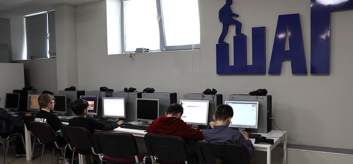 Программирование для детей в Барановичах*