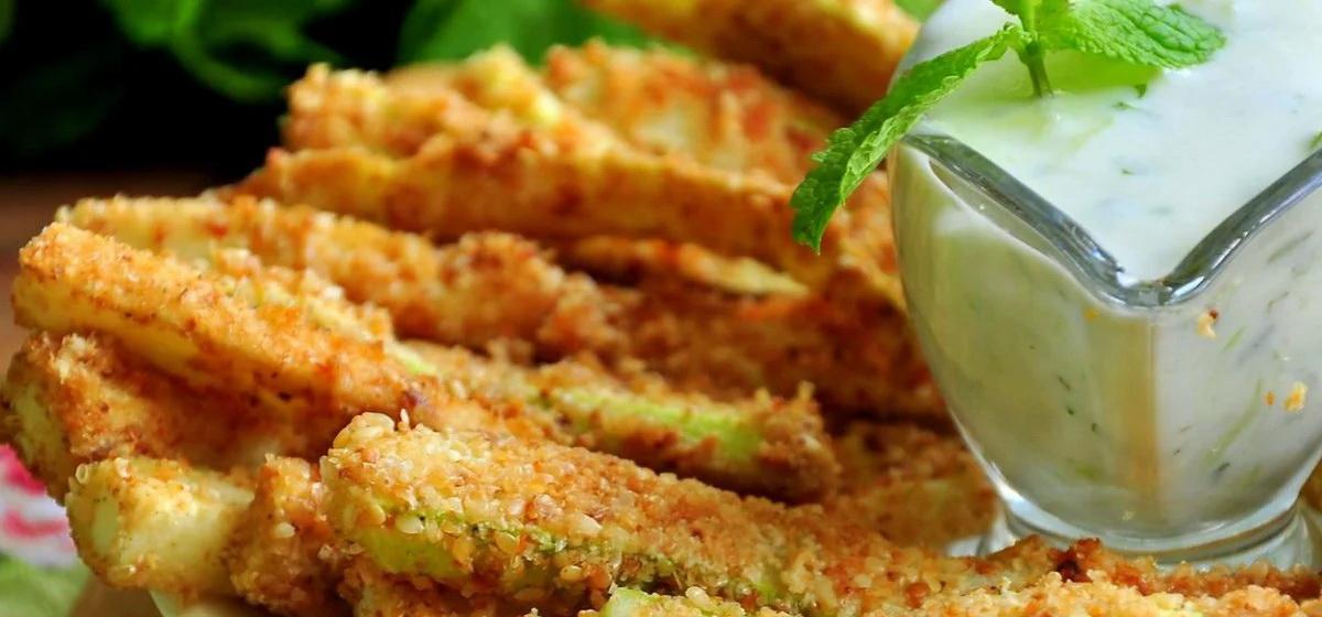 Как приготовить вкуснейшие кабачковые наггетсы. Видео