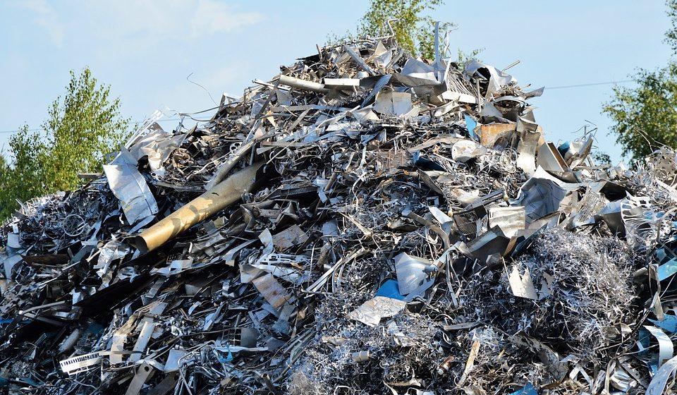 Женщина на тачке перевезла и сдала 600 килограммов чужого металлолома в Барановичском районе. Возбуждено уголовное дело