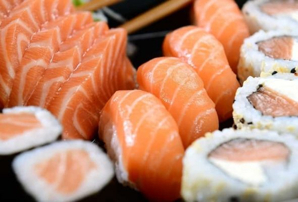 Вкусные суши с доставкой к вам на дом