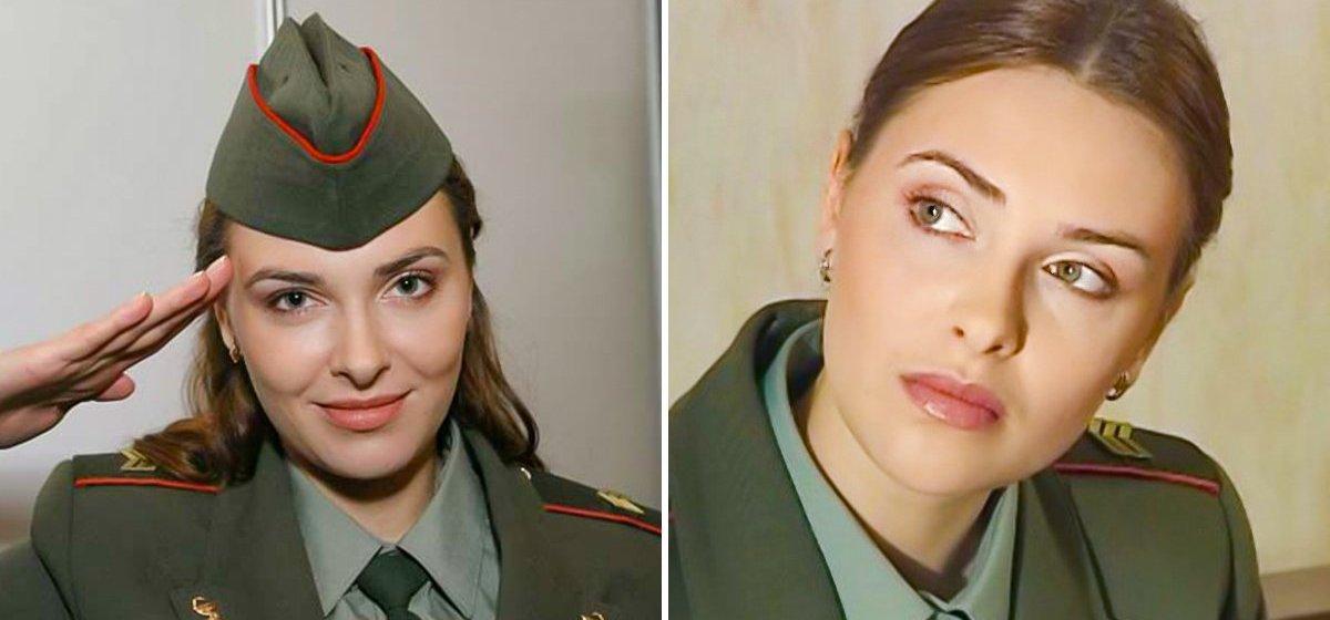Красотка в пилотке. Как выглядит медсестра из сериала «Солдаты» сегодня