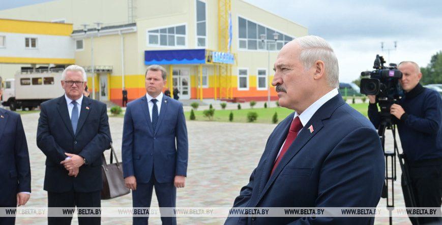 Лукашенко о своем отношении ко дню рождения: «Это еще один шаг к Господу Богу»